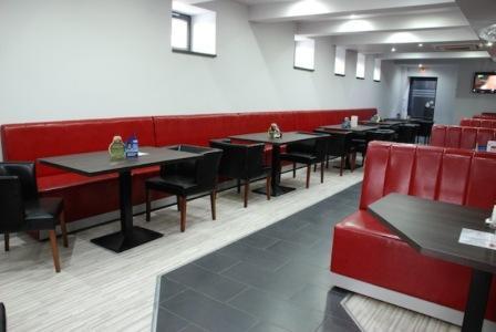 Reštaurácia Central, Hurbanovo